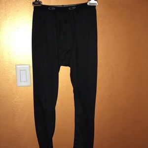 Boys Champion thermal pants, large, EUC